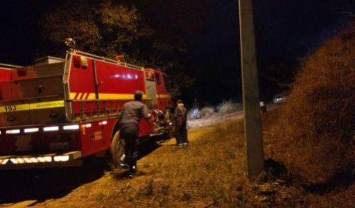 Portal Lavras incendio_florestal_zona_rural_de_lavras_2 Incêndio florestal criminoso quase atingiu condomínio na zona rural de Lavras